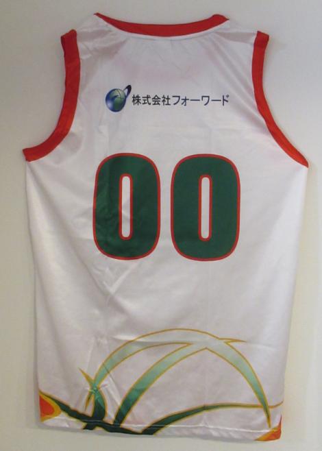 フォーワードは、バスケットチーム「広島Greeen」を  応援しています