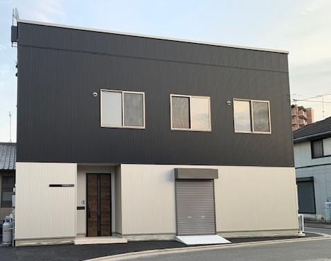 新本社家屋が完成しました
